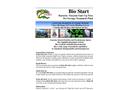 Hydra - Bio Start For Small & Large Sewage Plants Datasheet