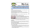 Hydra - Bio Loo - Biological Toilet Cleaner Datasheet