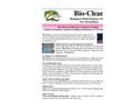 Hydra - Bio Clean Hard Surface Cleaner Datasheet