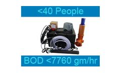 Septo-Air Ultimate System - Model <40 People / BOD <7760gm/hr - Septic Tank Conversion Unit