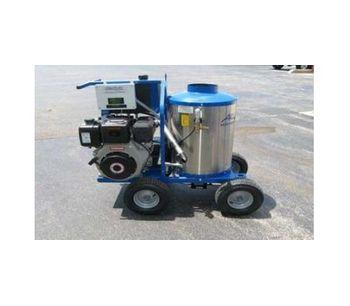 Hot Water Diesel Power Washing Unit