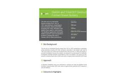 Case Study: Dieldrin and Total DDT Destruction: Former Flower Nursery 131