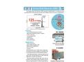 Amptek - Model XR-100SDD - Silicon Drift Detector (SDD) - Technical Specifications