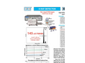 Amptek - Model XR-100CR - Si-PIN X-Ray Detector - Technical Specifications