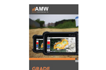 Grade - Topographical Survey System Brochure