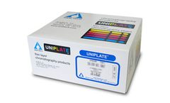 Analtech - Model P03023 - Alumina G 1000UM 10X20CM (25 Plates/Box)