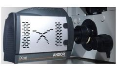 Andor - Model iXon EMCCD - Camera for Fluorescence Microscopy
