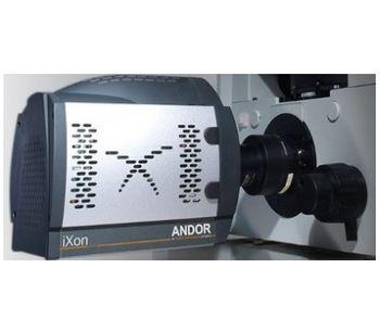 Andor - Model iXon EMCCD - Fluorescence Microscopy Camera
