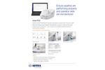 PCS Pipette Calibration System brochure