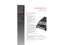 Model D155 - Density/Specific Gravity Meter Brochure