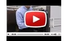 High Temperature Oven with Modified Atmosphere - HTMA - Carbolite Gero - Video
