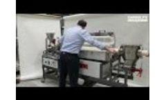 Rotating Tube Furnace RHZS - CARBOLITE GERO - Video