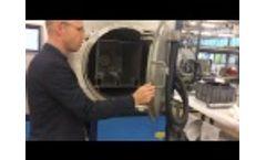 Carbolite Gero EBO Chamber Furnace for Catalytic Debinding Video