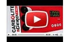 Carbolite Gero 301 Temperature Controller - Connecting and Data Logging Video