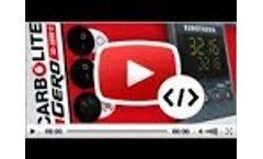 Carbolite Gero 3216p1 Temperature Controller - Programming Video
