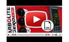 Carbolite Gero 3508p1 Temperature Controller - Data Logging Video