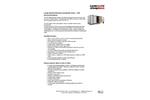 Carbolite - Model LGP Series - Large General Purpose Ovens - Datasheet