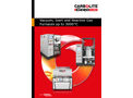 Carbolite Gero - Vacuum, Inert and Reactive Gas Furnaces up to 3000 °C - Brochure
