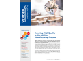 Ensuring High Quality in the Additive Manufacturing Process - Applications Note