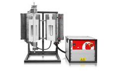 Carbolite - Model HTRV-A - Split Tube Furnace Up to 1700°C