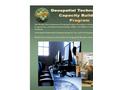 GTCB - Geospatial Technology Capacity Building program