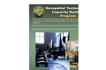 Geospatial Technolgy Capacity Training (GTCB) Program by GSAREH