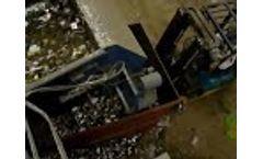 Economy Glass Fiber Separator Green Machine® LLC - Video