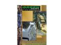 Green Screens - Polisher Separation Recycling Equipment Brochure