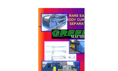 Eddy - Current Separators- Brochure