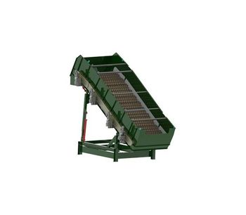 Green Screens - Polisher Separation Recycling Equipment
