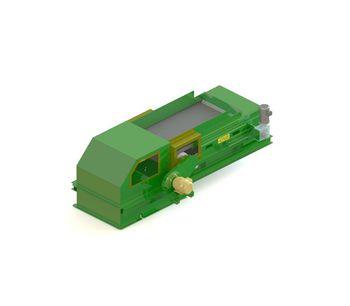 Green Machine - Eddy Current Separators