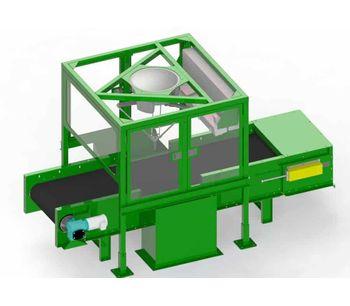 Green Eye - Hyperspectral Robotic Sorting System