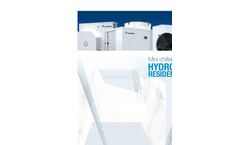 Leaflet  Hydronic Residential Brochure