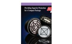 Baldwin - Channel Flow Air Filters  Brochure