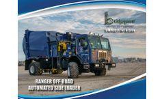 Ranger - Off-Road Automated Side Loader - Brochure