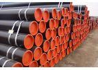 ERW Steel Pipe Petroleum Line Pipe