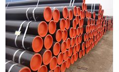 ERW Steel Pipe Petroleum Line Pipe