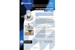Polimaster - Model PM1406 - Food Contamination Monitor - Leaflet