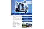 Polimaster - Model PM6100 - Integrated Mobile Detection System - Brochure