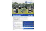 Polimaster - Model PM2100 - Radiological and Chemical Surveillance Module - Brochure