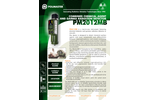 Polimaster - Model PM2012MB - Combined Chemical Agent and Gamma Radiation Detector - Brochure