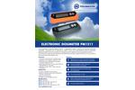 РМ1211 Electronic Dosimeter - Brochure