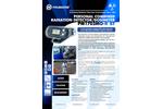 Polimaster - Model PM1703MO-II BT - Personal Combined Radiation Detector/Dosimeter - Leaflet