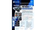 PM1703GNA-II / PM1703GNA-II BT Personal Radiation Detector - Brochure