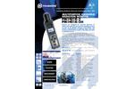 Polimaster - Model PM1401K-3 - Multipurpose Hand-Held Radiation Monitor/Identifier - Brochure