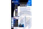 Polimaster - Model PM1401K-3P - Multipurpose Hand-Held Radiation Monitor/Identifier - Brochure