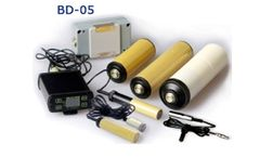 Polimaster - Model BD-05 - Alpha and Beta Radiation Detector