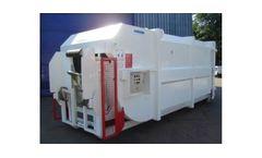 Paktor - Model Series 10 - Waterproof Compactor