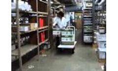 Powered Cart Video