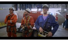 How do they do it Tidal Power Plant Delta works The Netherlands - Video